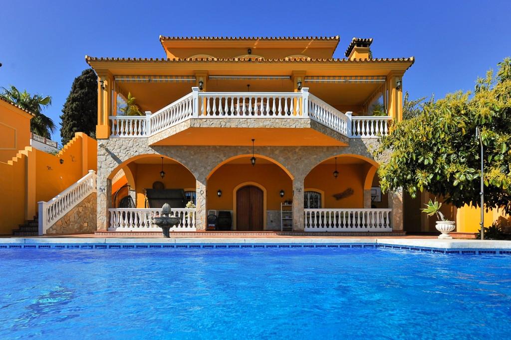 Villa Detached Mijas Costa Málaga Costa del Sol R3087802