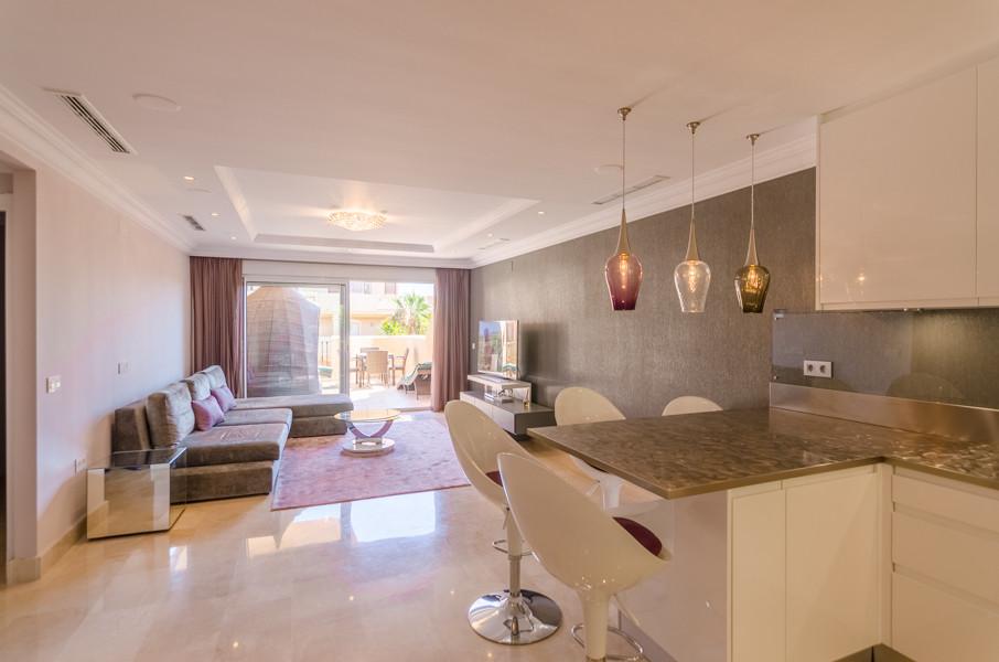 ApartmentGround Floorfor salein Nueva Andalucía