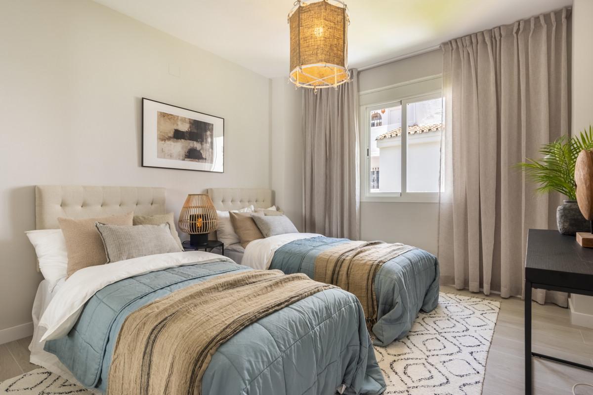 3 Dormitorio Ático Apartamento En Venta Nueva Andalucía