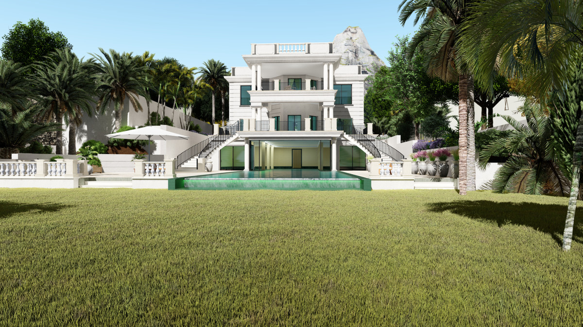 9 Bedroom Villa For Sale, Sierra Blanca