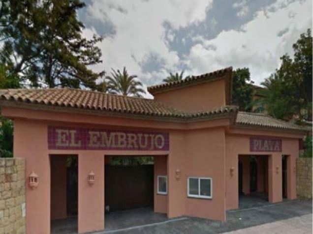 PARKING SPACE IN PUERTO BANUS.. EMBRUJO PLAYA COMPLEX Parking Space, Puerto Banus, Costa del Sol. Bu,Spain