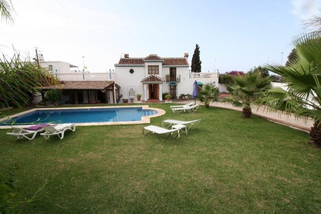 Fritliggende Villa i Marbella R2772962