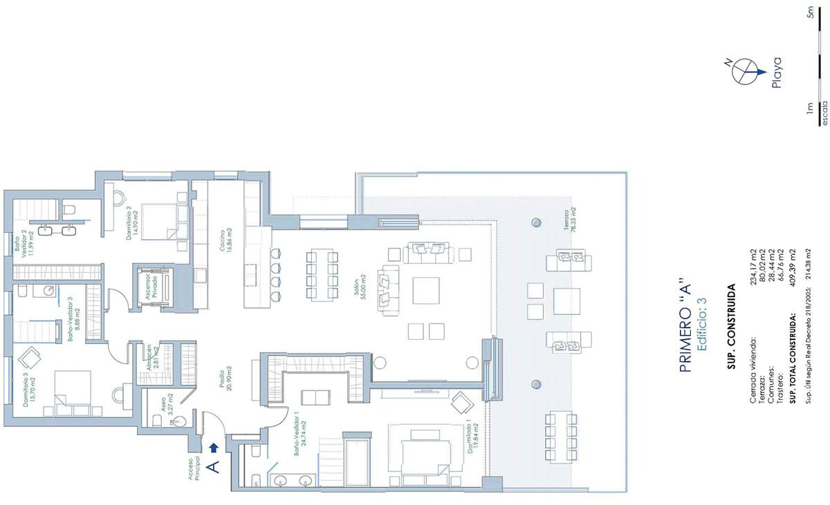Appartement Mi-étage à New Golden Mile, Costa del Sol