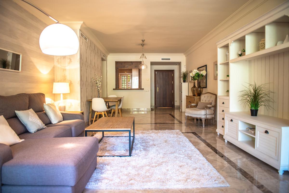 Appartement Rez-de-chaussée à Nueva Andalucía, Costa del Sol