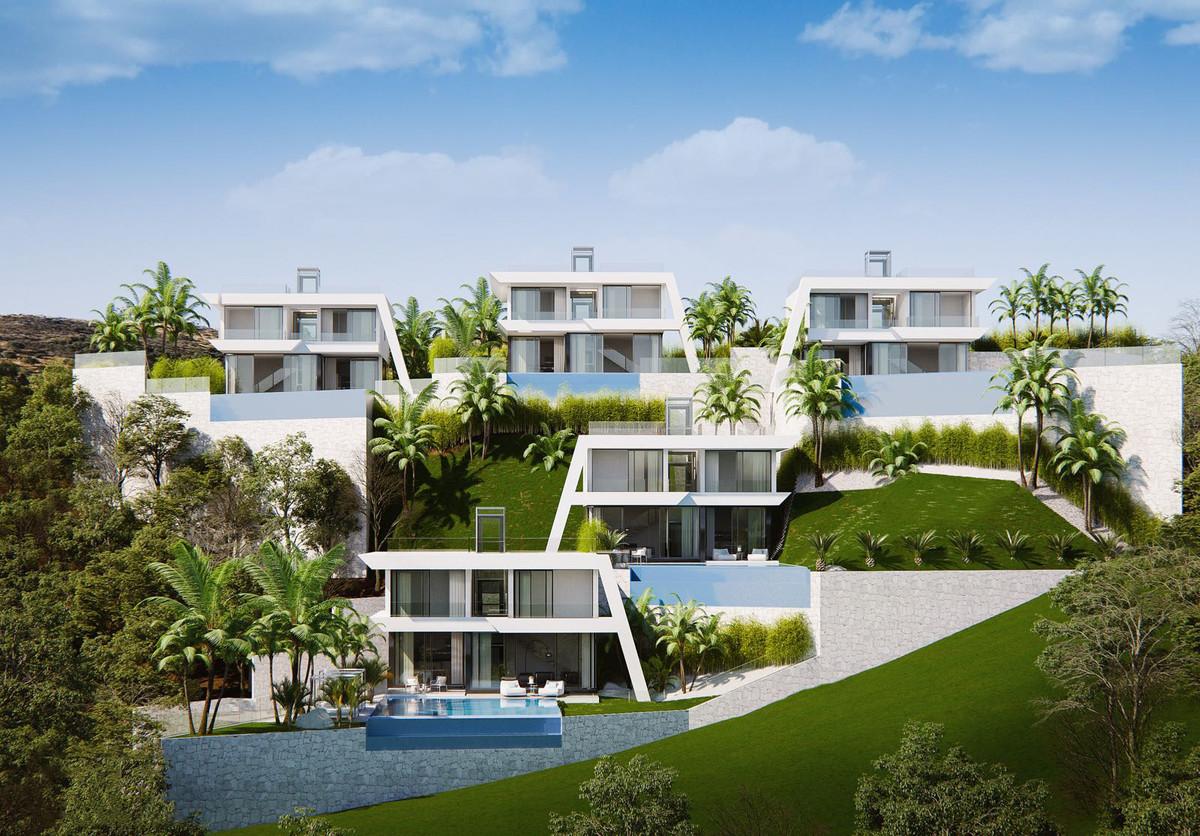 Villas in Mijas R3451042