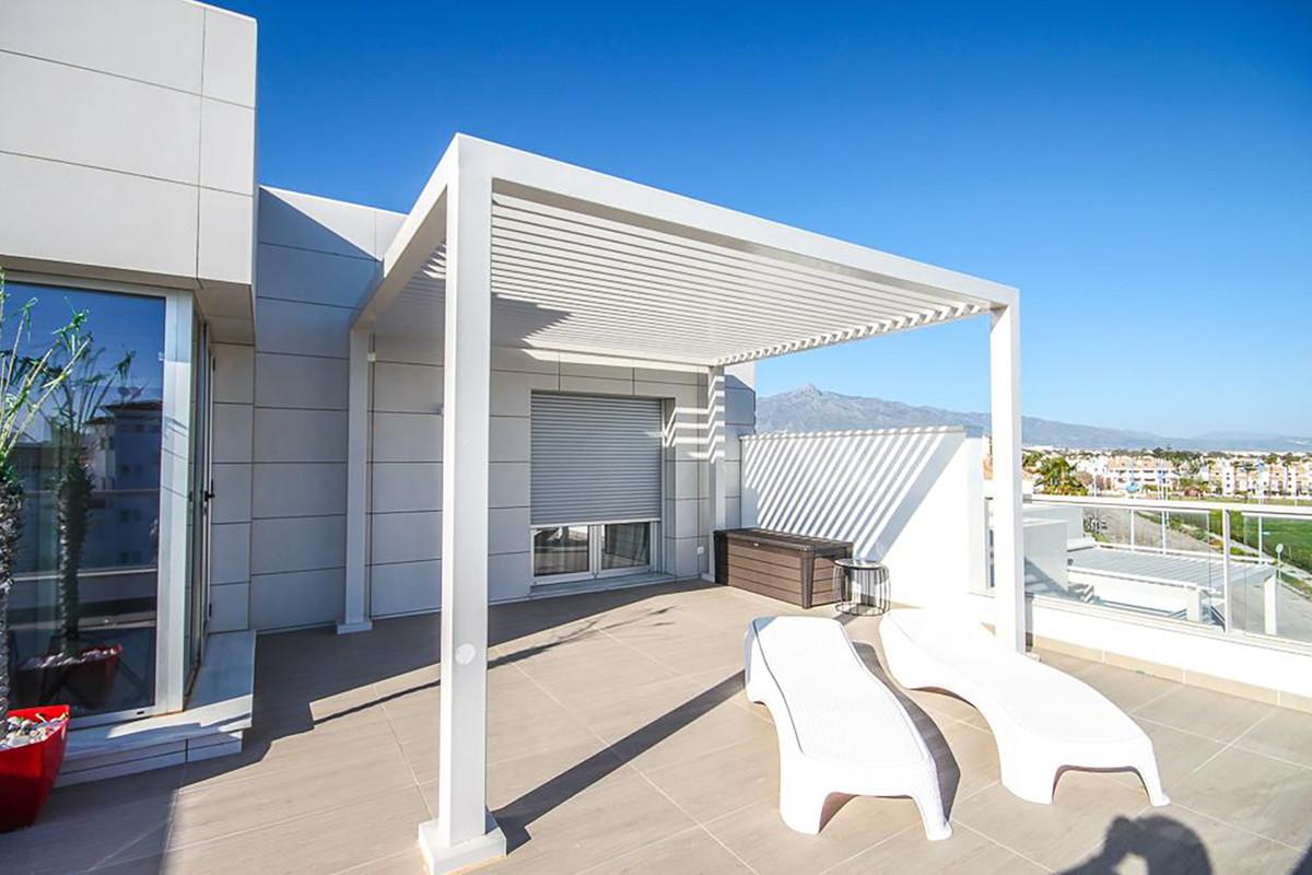 3 Bedroom Penthouse Apartment For Sale San Pedro de Alcántara