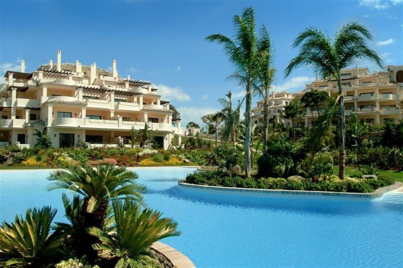 Apartment: •Middle Floor Apartment  Orientation: •South West  Condition: •Excellent  Pool: •Communal,Spain