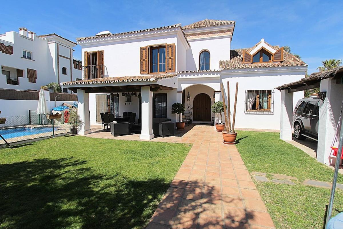 Villa  Individuelle en location  à San Pedro de Alcántara