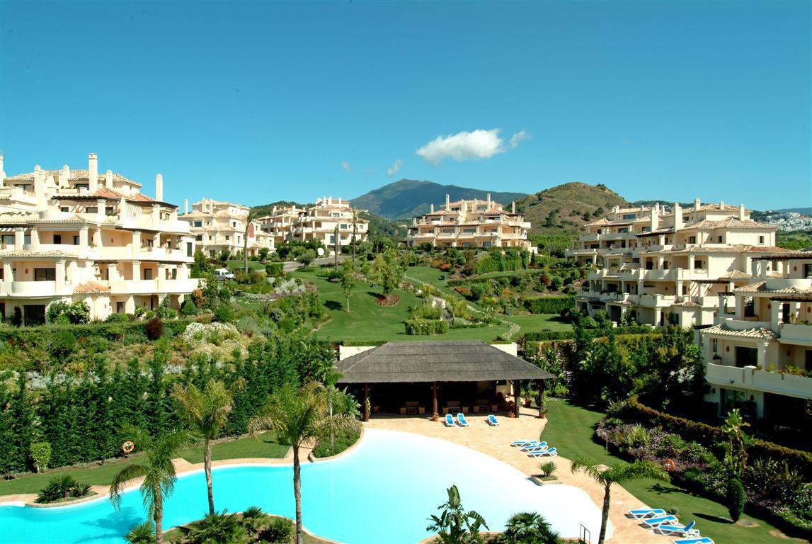 Rented till February 2020  Ground Floor Apartment, Benahavis, Costa del Sol. 2 Bedrooms, 2 Bathrooms,Spain