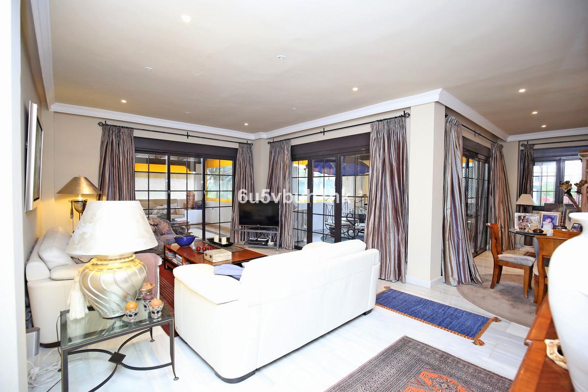 Apartment Ground Floor Nueva Andalucía Málaga Costa del Sol R3361789 2