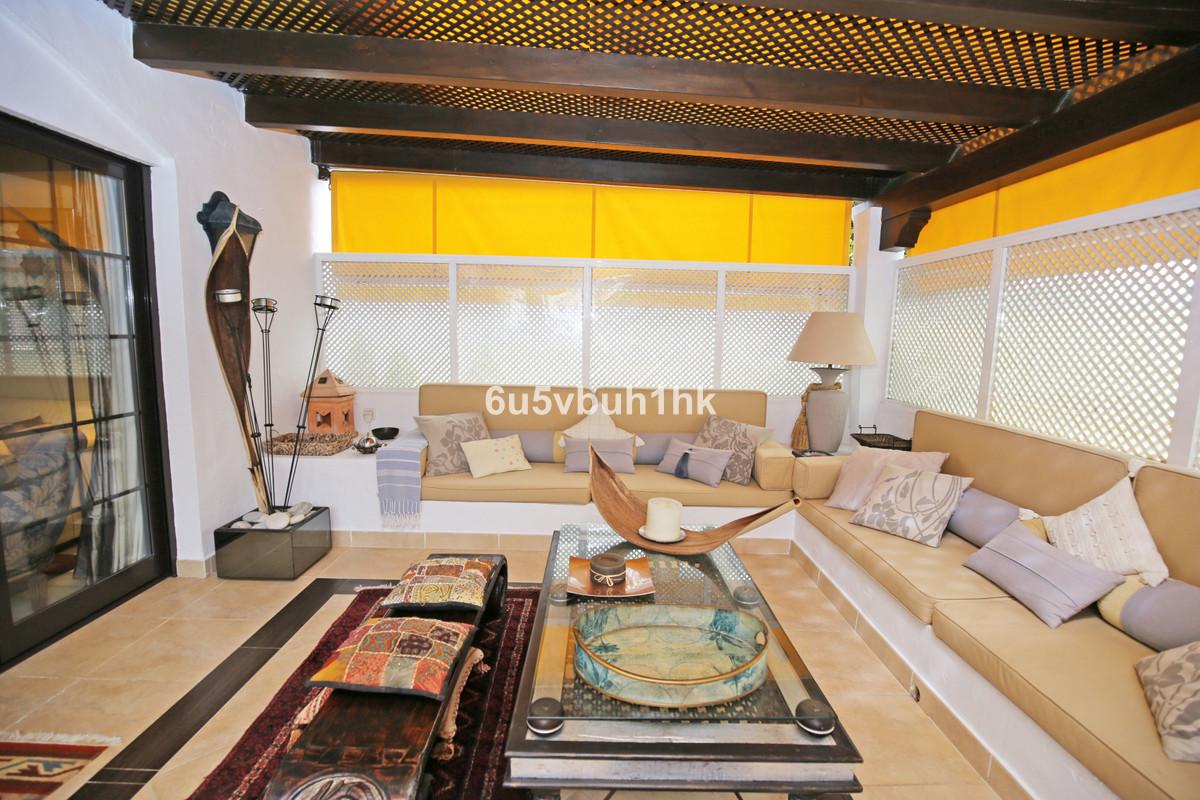 Apartment Ground Floor Nueva Andalucía Málaga Costa del Sol R3361789 3