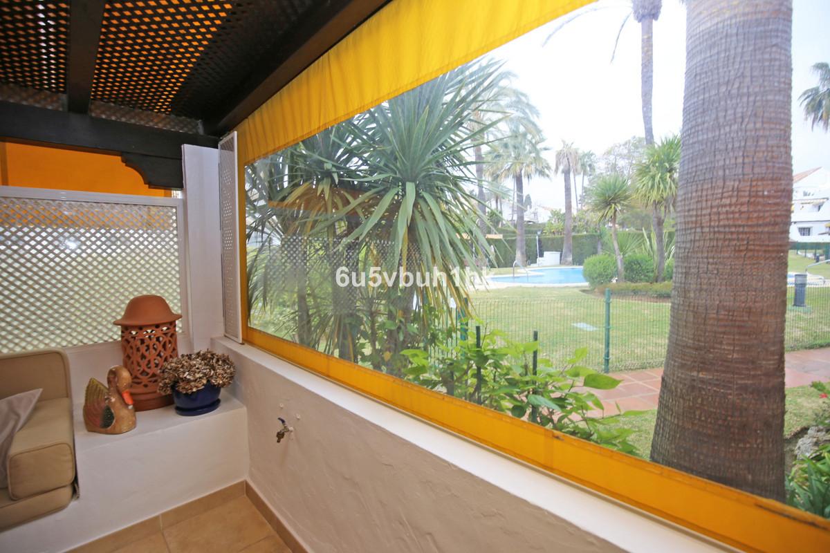 Apartment Ground Floor Nueva Andalucía Málaga Costa del Sol R3361789 6