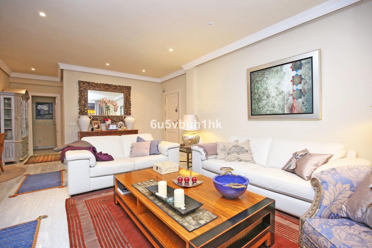 Apartment Ground Floor Nueva Andalucía Málaga Costa del Sol R3361789 9