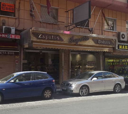 Shop, Malaga, Costa del Sol. 3 Bedrooms, 1 Bathroom, Built 418 m².  Setting : Town. Condition : Fair,Spain