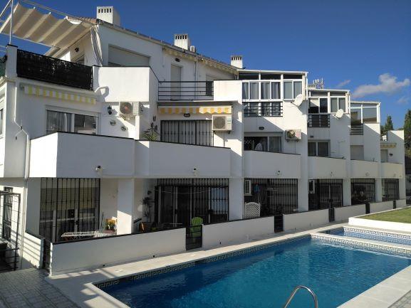Ground Floor Apartment, Montemar, Costa del Sol. 1 Bedroom, 1 Bathroom, Built 64 m², Terrace 4 m².  ,Spain