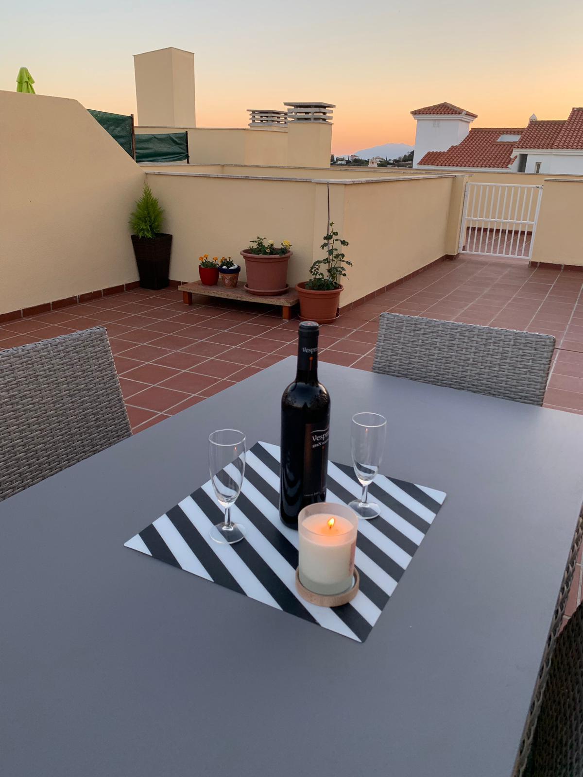 Penthouse, Rincon de la Victoria, Costa del Sol East. 3 Bedrooms, 2 Bathrooms, Built 101 m²,Spain