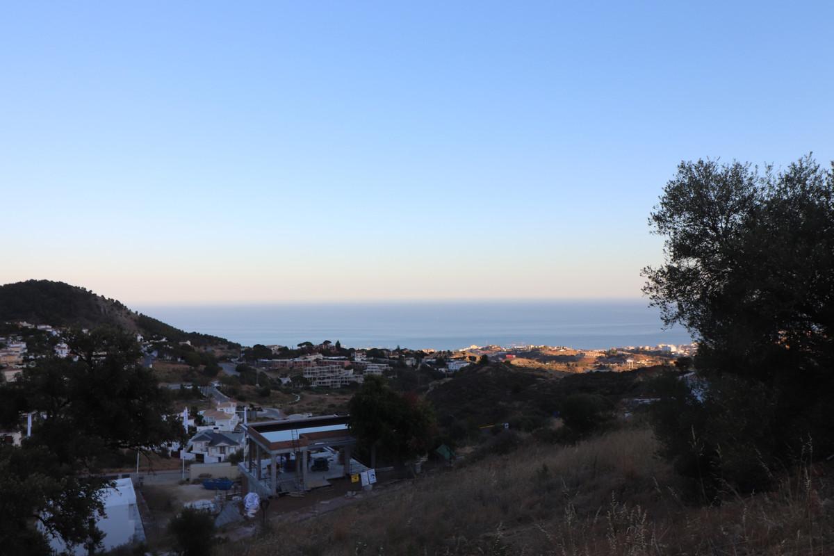 Plot for sale in Buenavista Urbanization, amazing sea views, this plot is in the upper part op the u,Spain