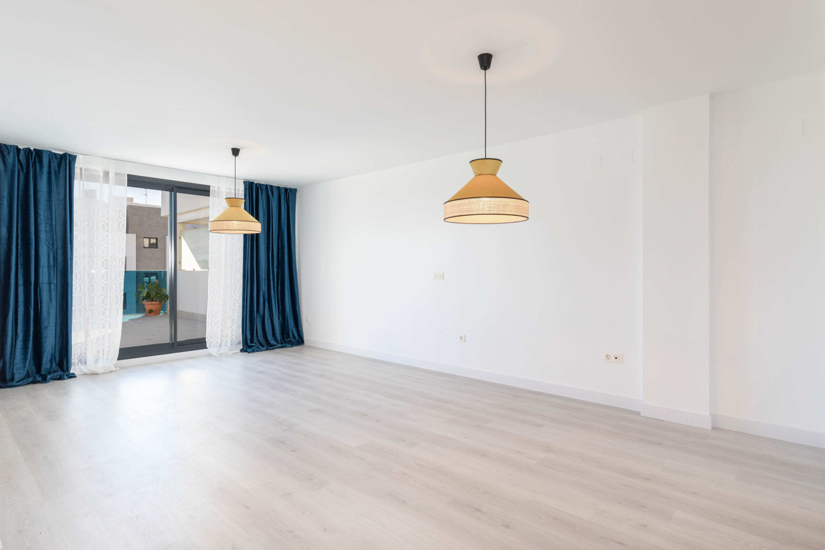 NO NEED TO WAIT FOR COMPLETION! Brand new Fuengirola town centre penthouse apartment. If you are loo,Spain