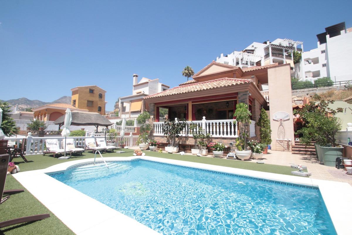 R2960735 Villa Benalmadena Costa, Málaga, Costa del Sol