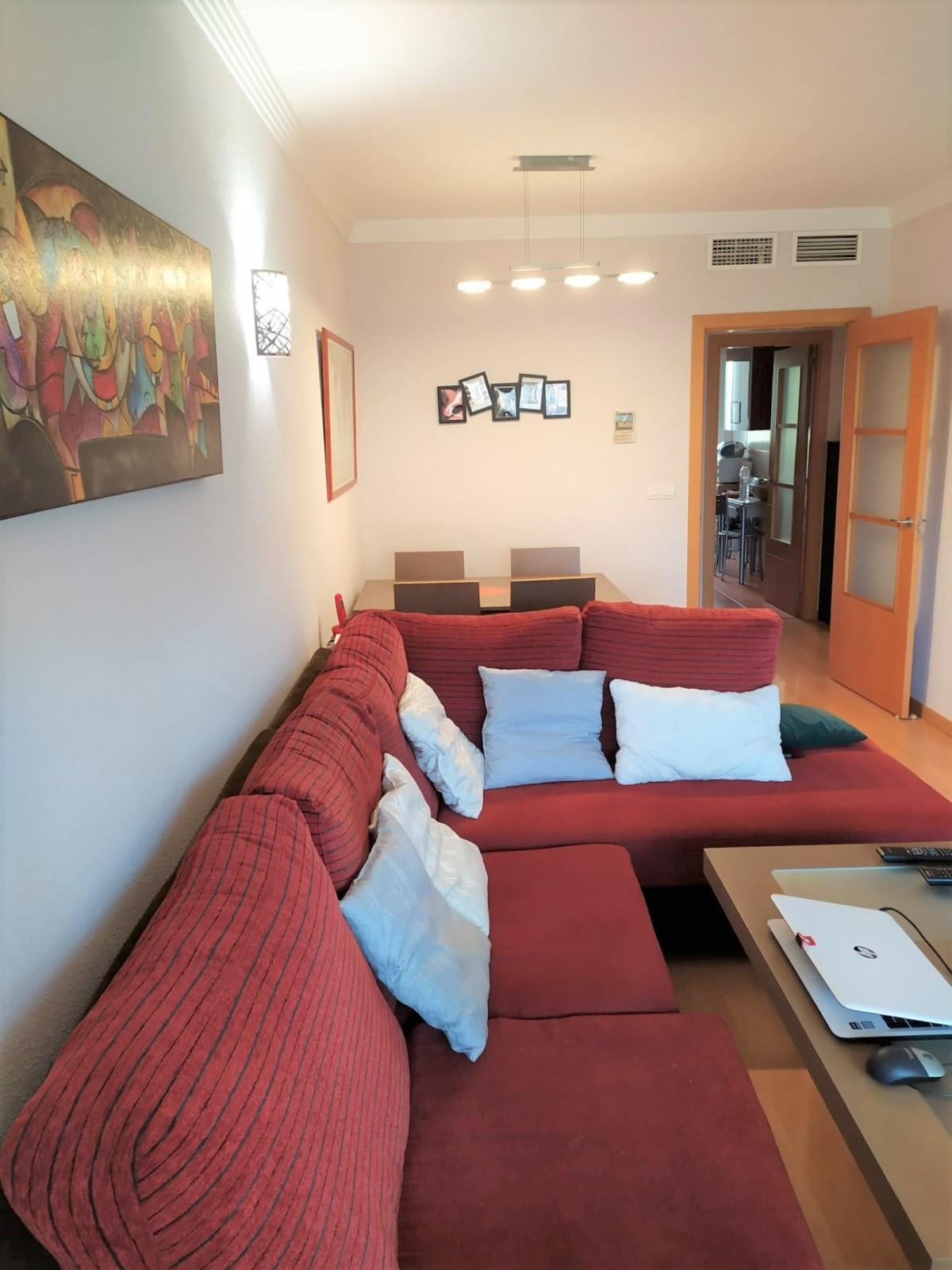 Middle Floor Apartment for sale in Málaga