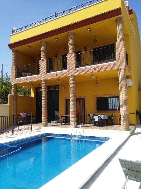 Hus in Alhaurín de la Torre R3025444 1
