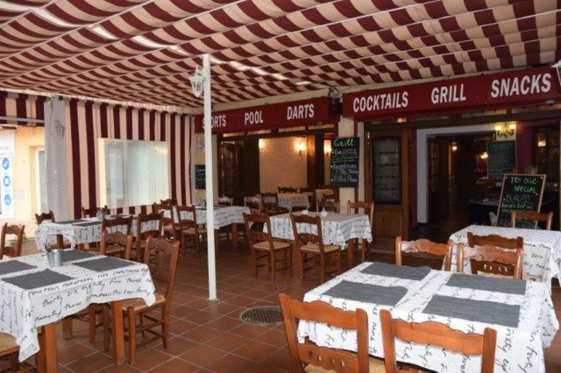 Restaurant with great potential in one of the best parts of Marbella. Located close to the beach in ,Spain