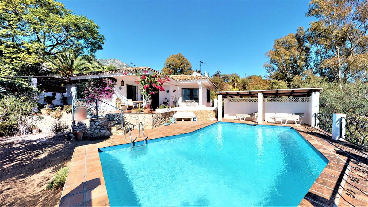 Detached Villa, Mijas, Costa del Sol. 3 Bedrooms, 2 Bathrooms, Built 314 m², Garden/Plot 30,Spain
