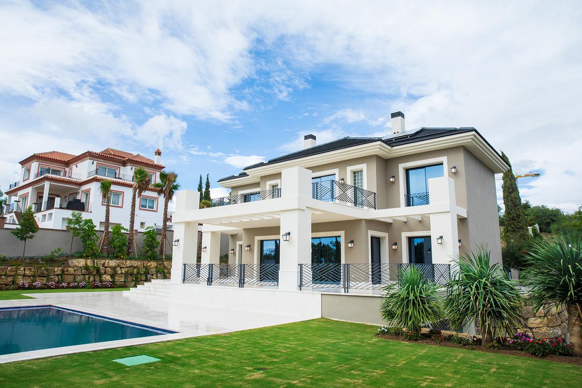 Stunning New Villa in Los Flamingos Golf  Newly built Villa in Los Flamingos available for purchase!,Spain