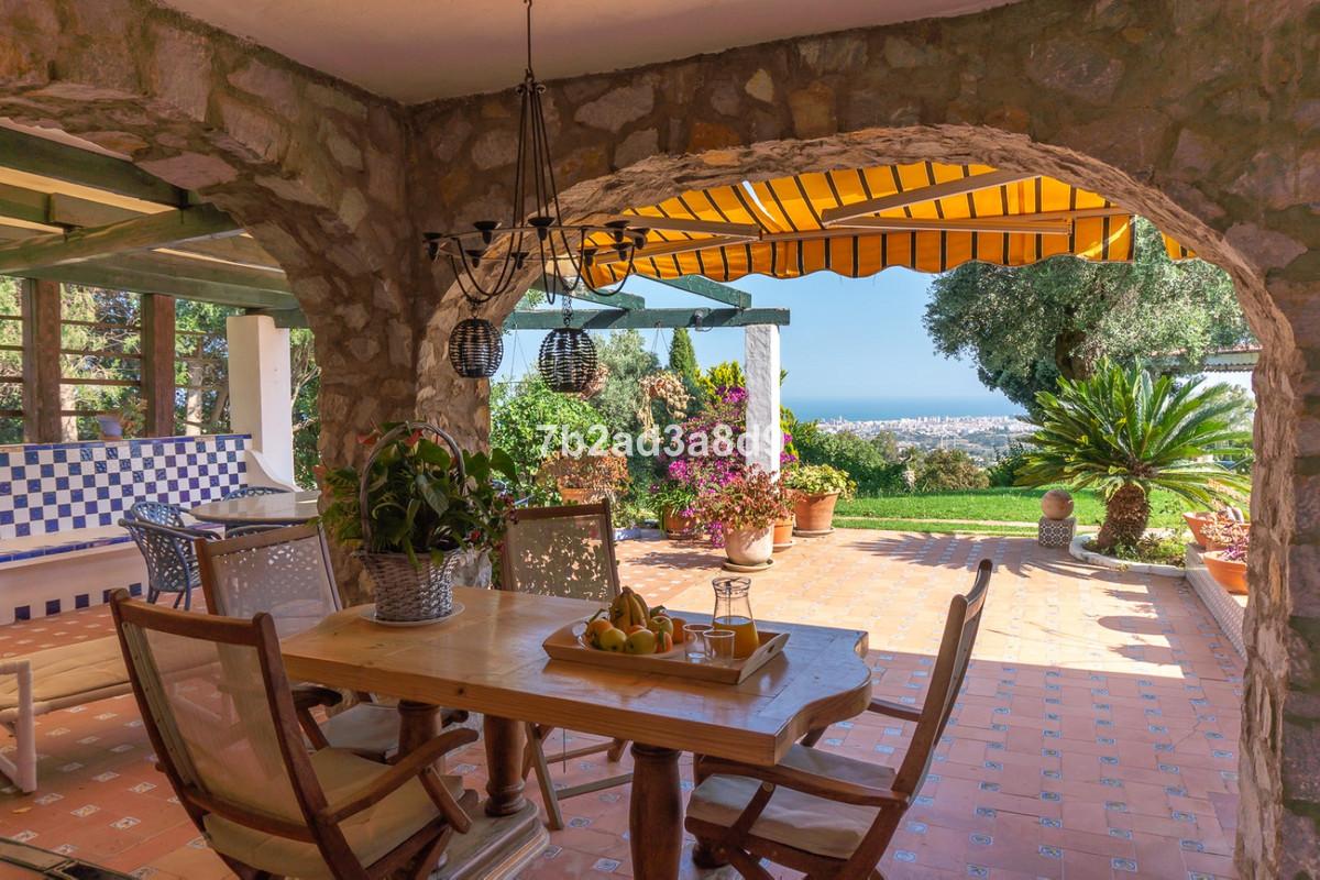 Villa Detached Mijas Málaga Costa del Sol R3655682