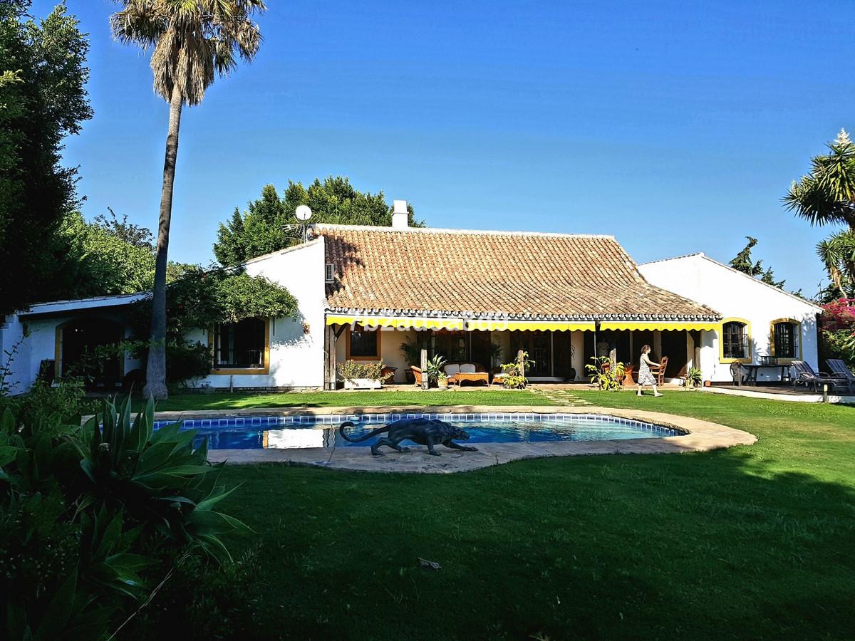 Villa zu verkaufen in Guadalmina Alta R3468652