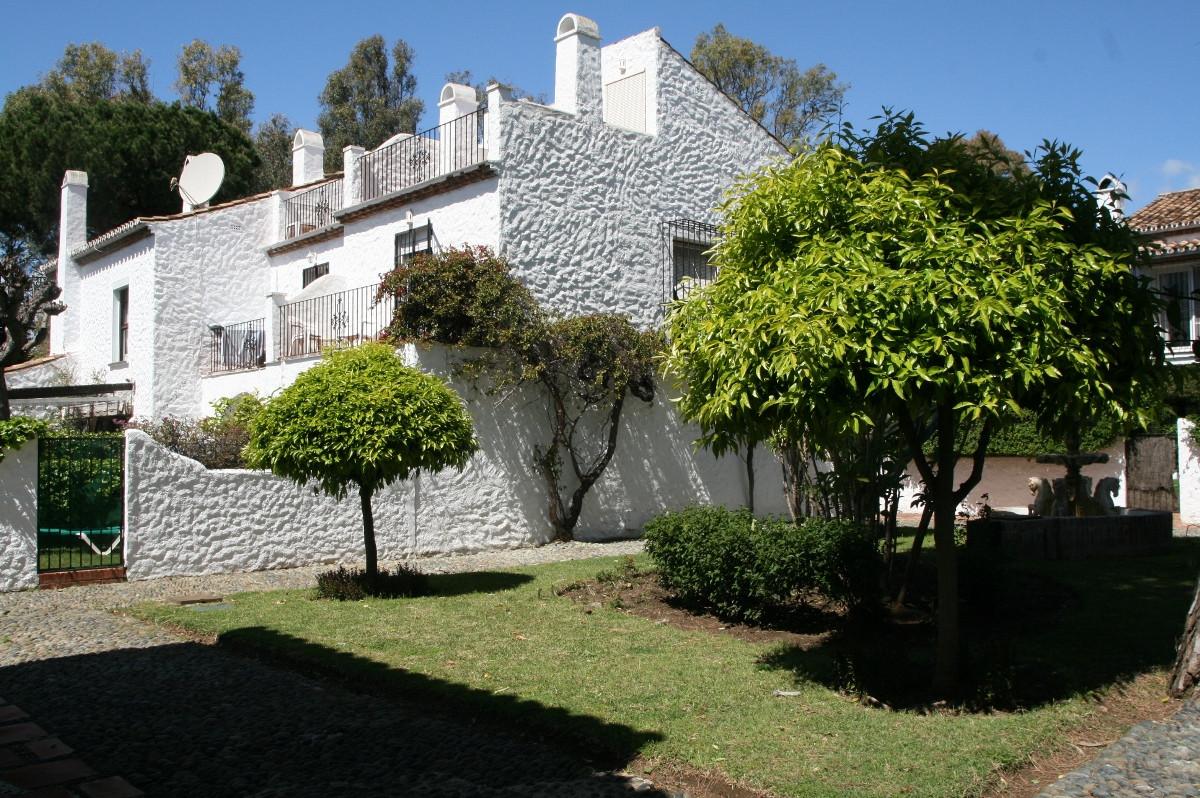 2 Bedroom, 1 Bathroom  TOWNHOUSE in BENAMARA GARDENS, On the Beach Side Between Estepona and Marbell,Spain