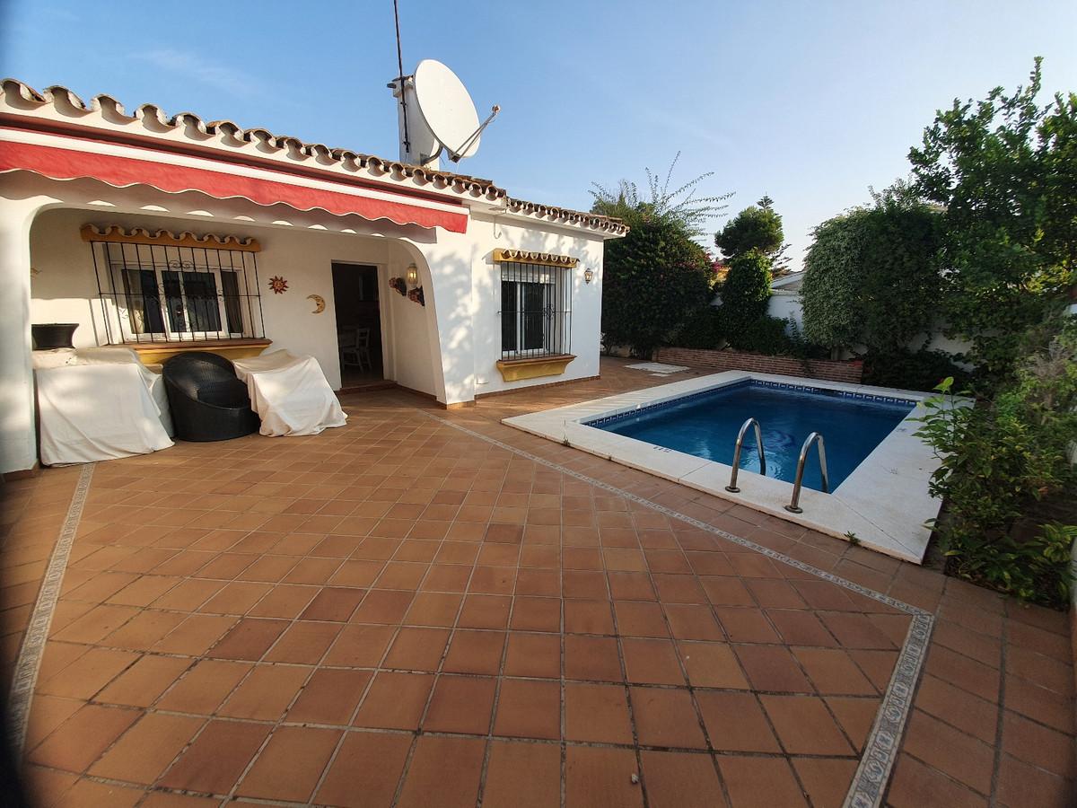 2 Bedroom, 1 Bathroom VILLA in EL SALADILLO, a Well Established Urbanisation on The Beach Side Betwe,Spain