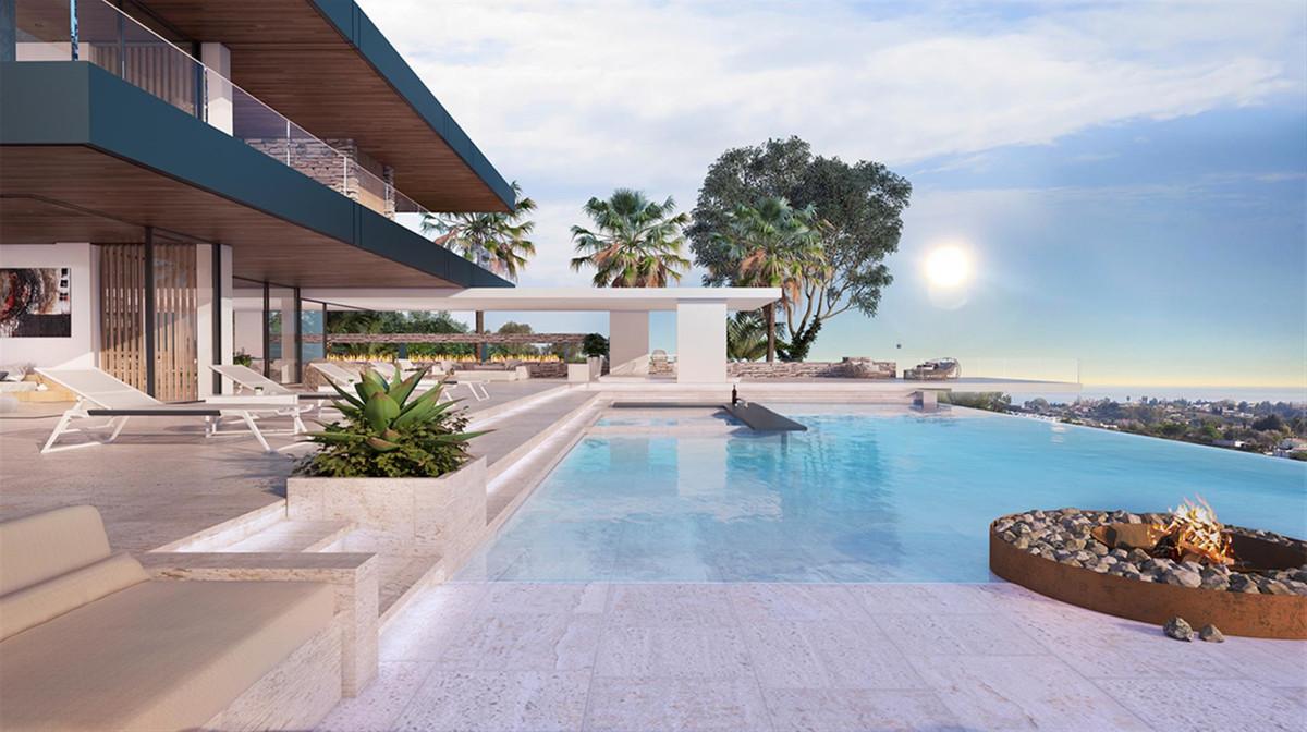 Detached Villa for sale in Benahavís R3382591