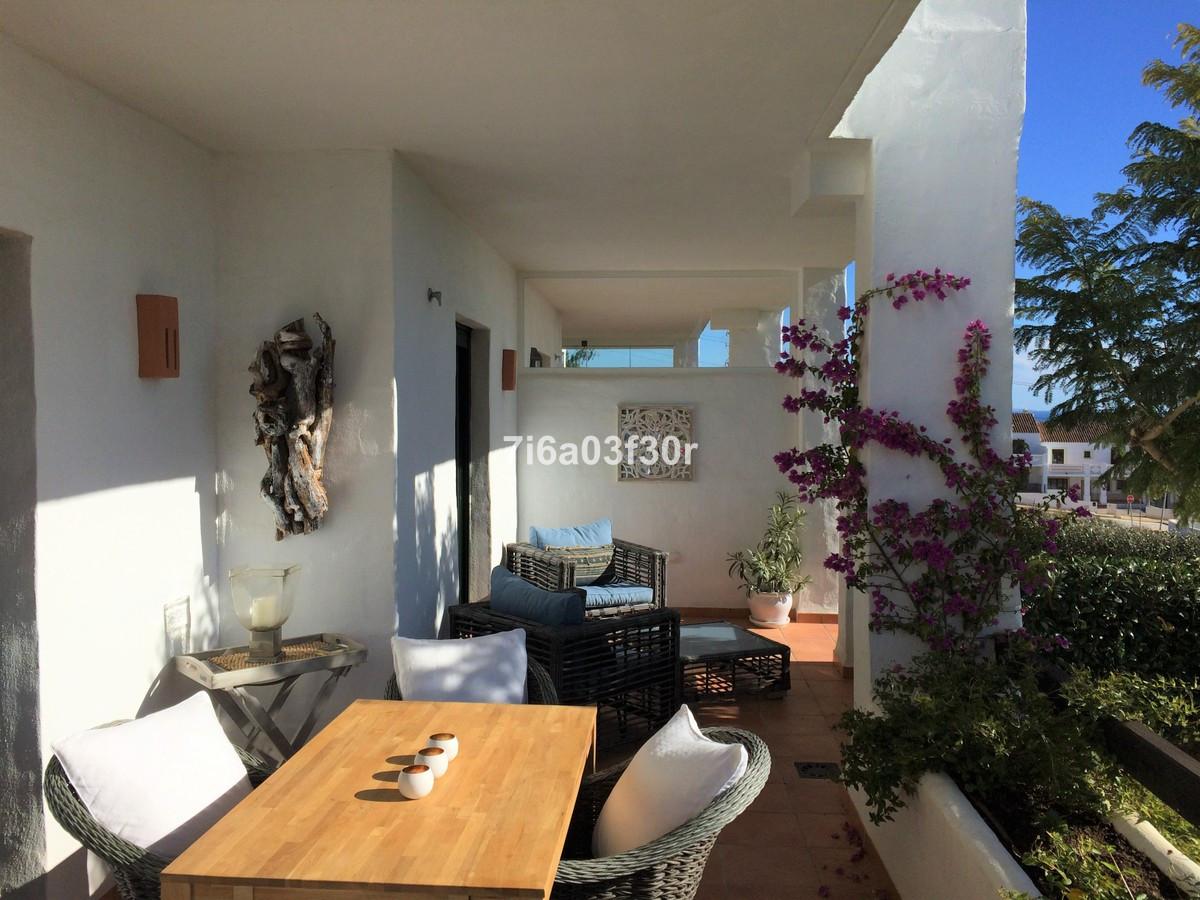 Ground Floor Apartment in Doña Julia