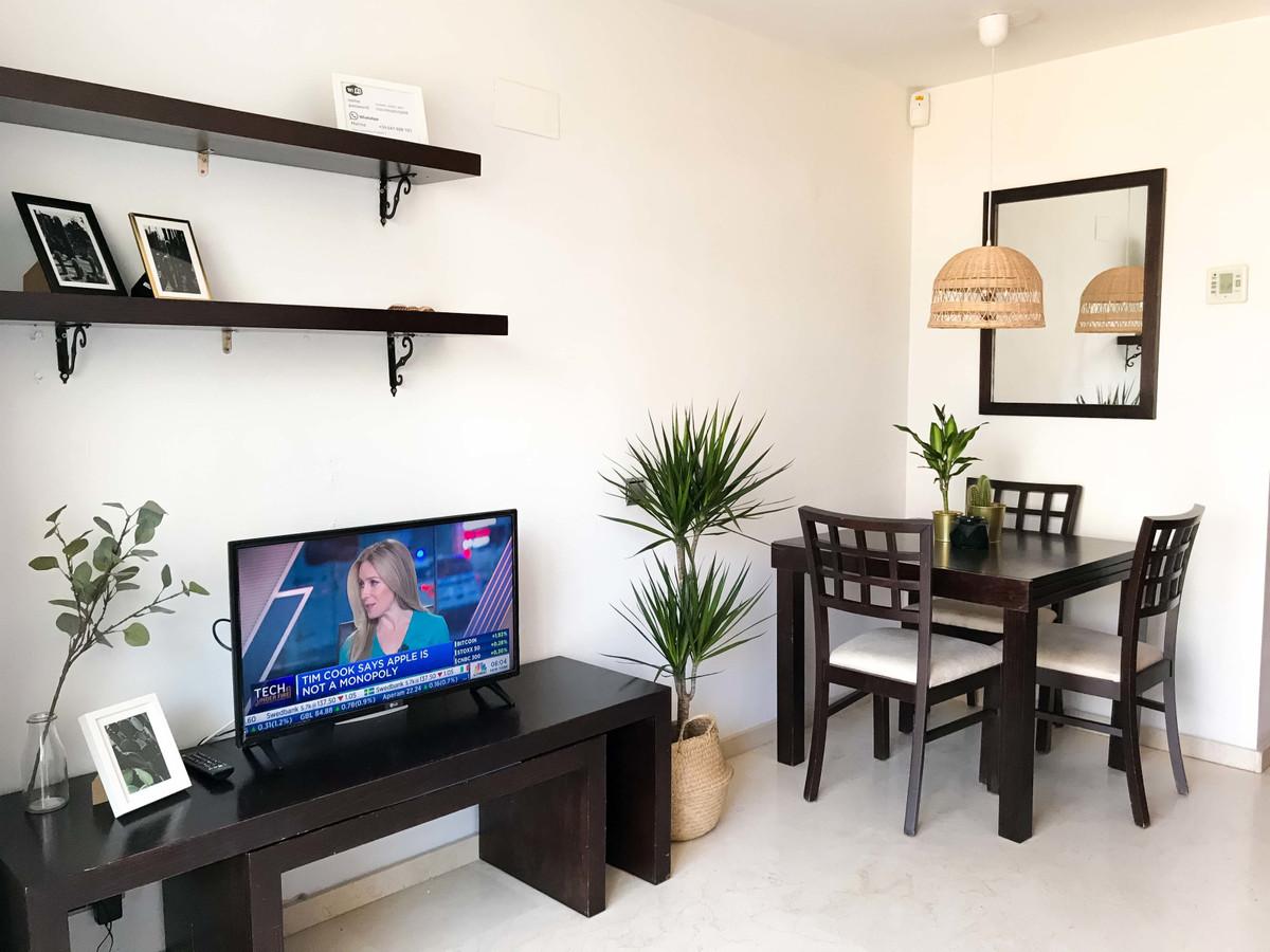 Apartment  Middle Floor for rent  in Benalmadena Costa