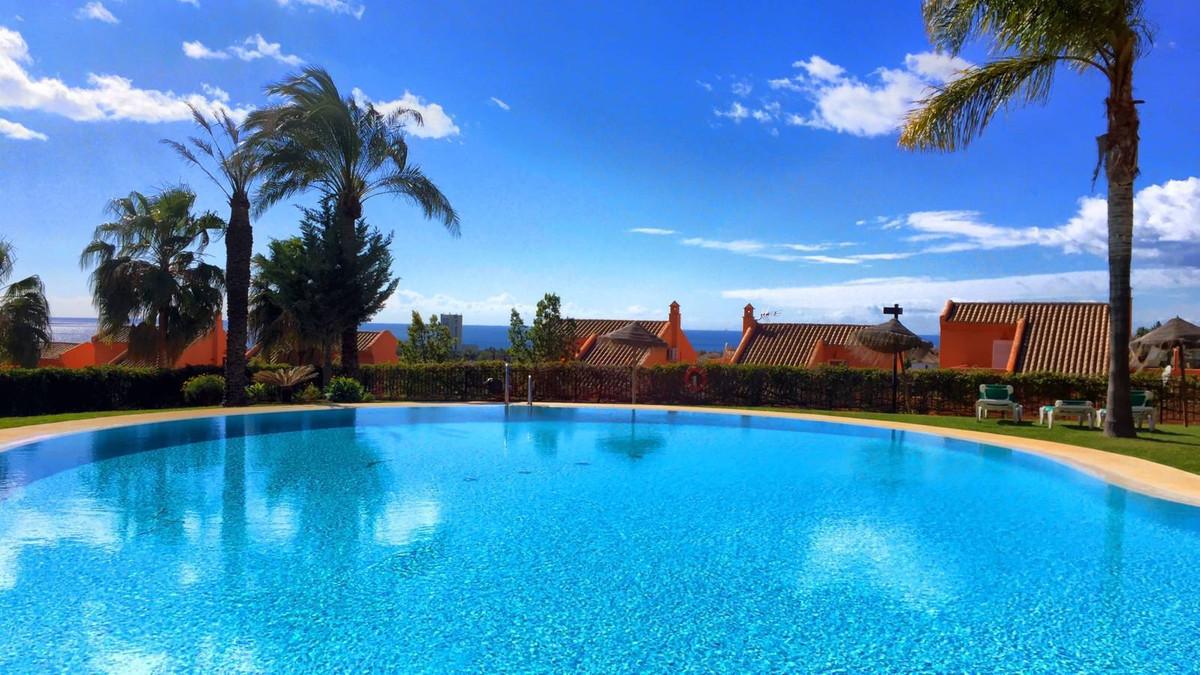 Beautiful apartment in Los Lagos de Santa Maria Golf with sea views. The property comprises an ample,Spain