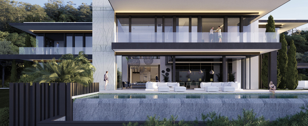Detached Villa for sale in La Zagaleta R3592615