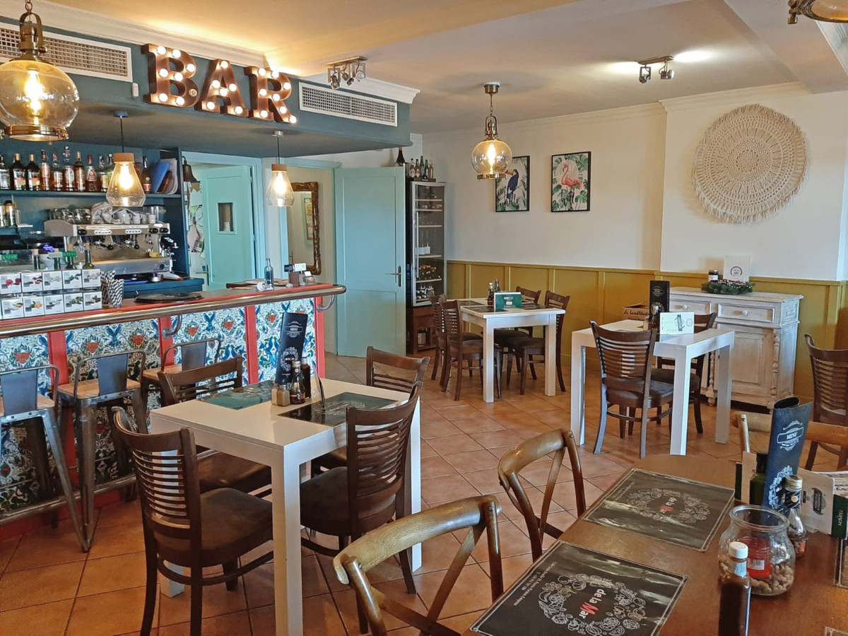 Restaurant en vente à Estepona