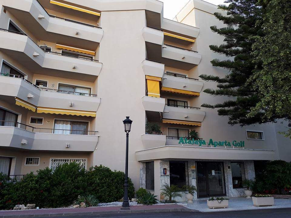 Apartamento con 1 Dormitorios en Venta Atalaya