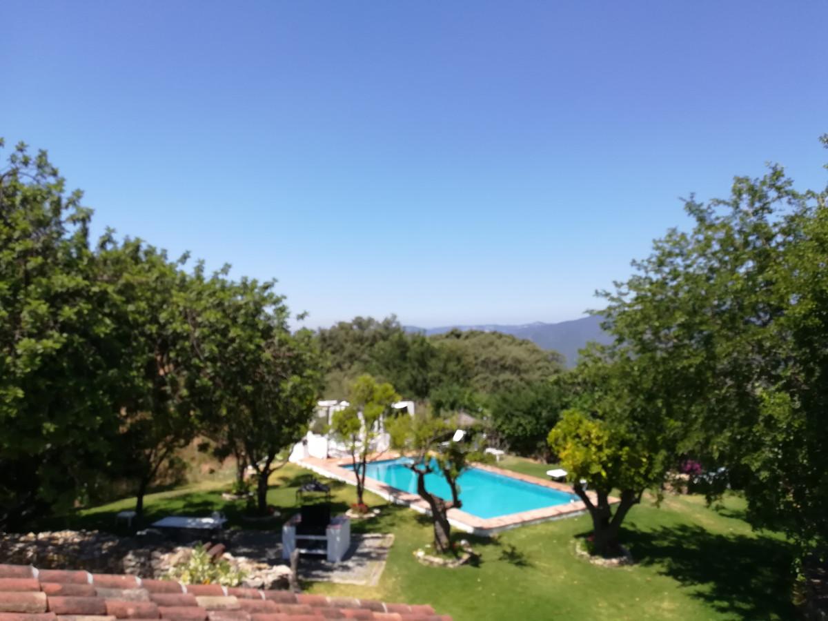 Finca - Cortijo, Gaucin, Costa del Sol. 4 Bedrooms, 3 Bathrooms, Built 190 m², Terrace 100 m², Garde,Spain