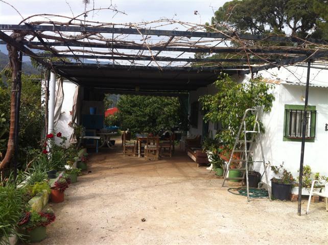 Finca - Cortijo, Estepona, Costa del Sol. 2 Bedrooms, 1 Bathroom, Built 50 m², Terrace 30 m², Garden,Spain