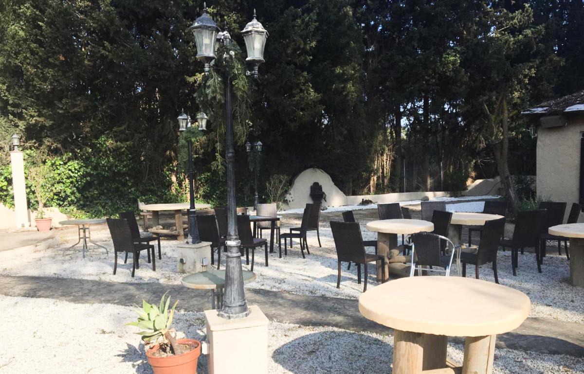 Restaurant in Manilva