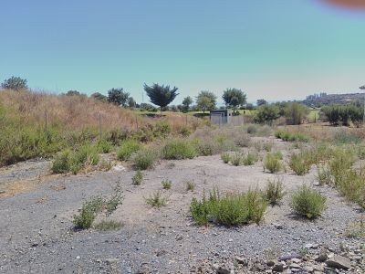 Residential Plot, Estepona, Costa del Sol. Garden/Plot 1034 m².  Setting : Frontline Golf. Orientati,Spain