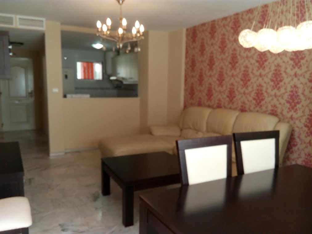 Apartamento Planta Media, San Luis de Sabinillas, Costa del Sol. 2 Dormitorios, 1 Bano, Construidos ,Spain