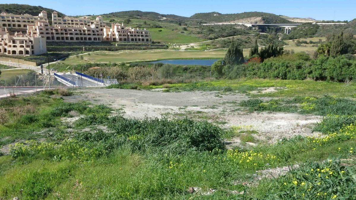 BEAUTIFUL FLAT BUILDING PLOT CLOSE TO GOLF - BEACH - CITY This southwest facing corner plot is just ,Spain