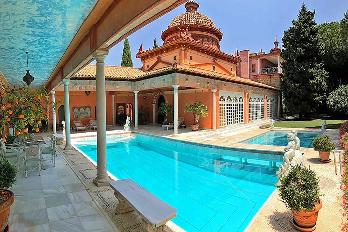 15 bedroom villa for sale sotogrande