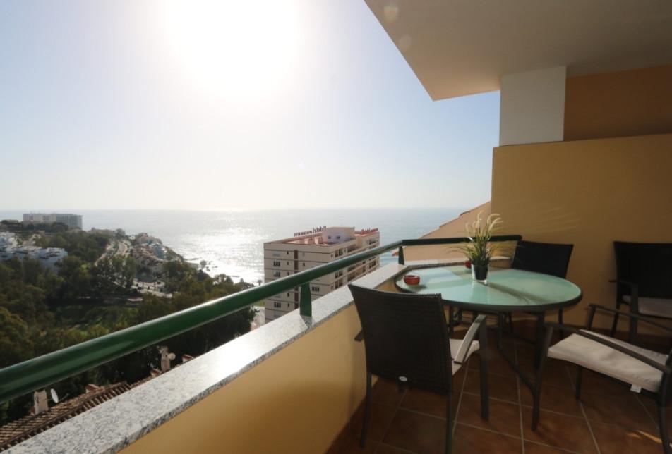 Penthouse in Benalmadena Costa R3253759