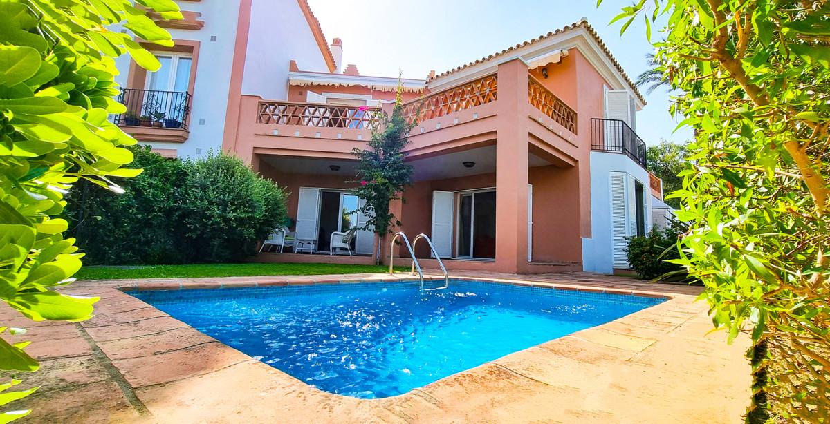 Villa  Semi Detached for sale   in Casares Playa