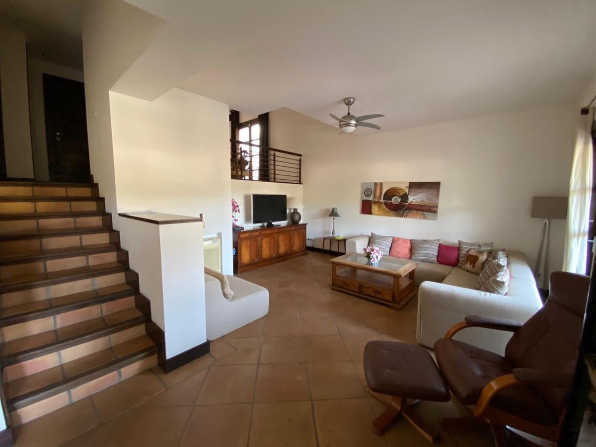 Fully Furnished 4 bedroom 4.5 Bathroom Semi Detached Townhouse in El Casar, Benahavis Village.  Loca,Spain
