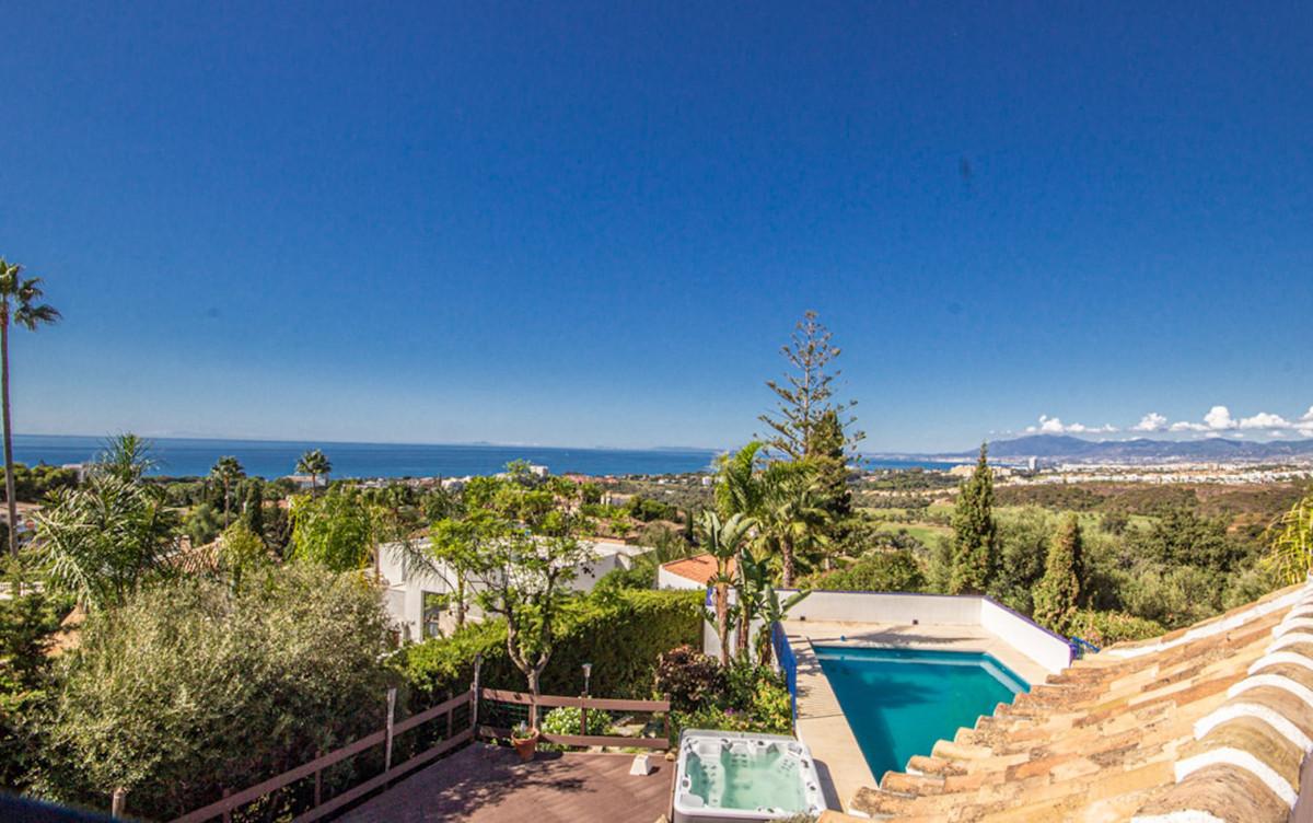 4 bedroom Villa with panoramic sea views in el Rosario  4 bedrooms, 4 bathrooms, 2 toilets,  2 loung,Spain